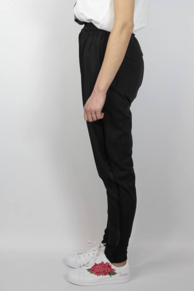 Straight Stretch Pants