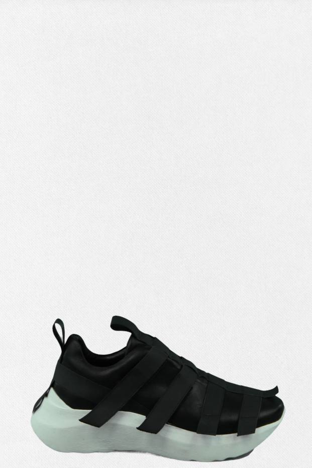 Unlimited Nappa Crust Shoes