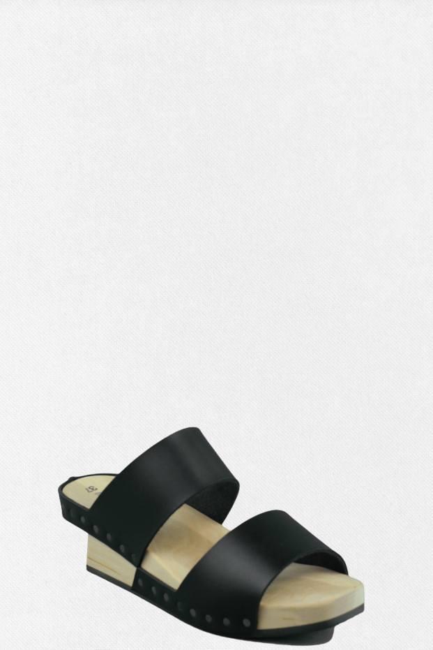 Candy Wood Sandal