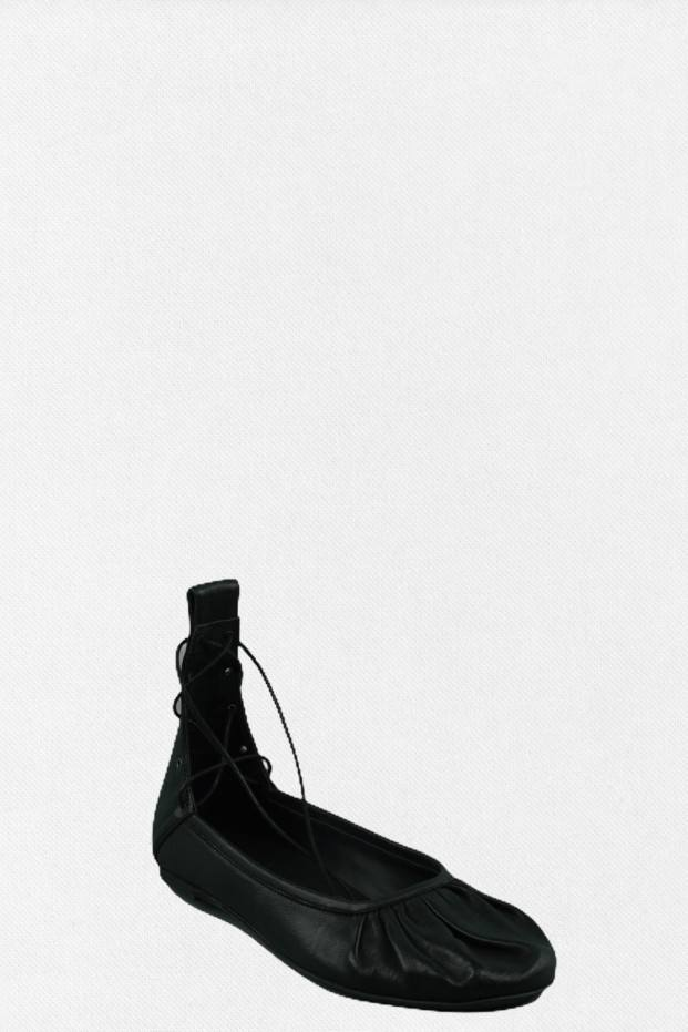 Ann Demeulemeester Crushed Dark Shoes
