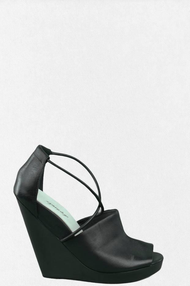 Zeppola Dried Leather Sandal