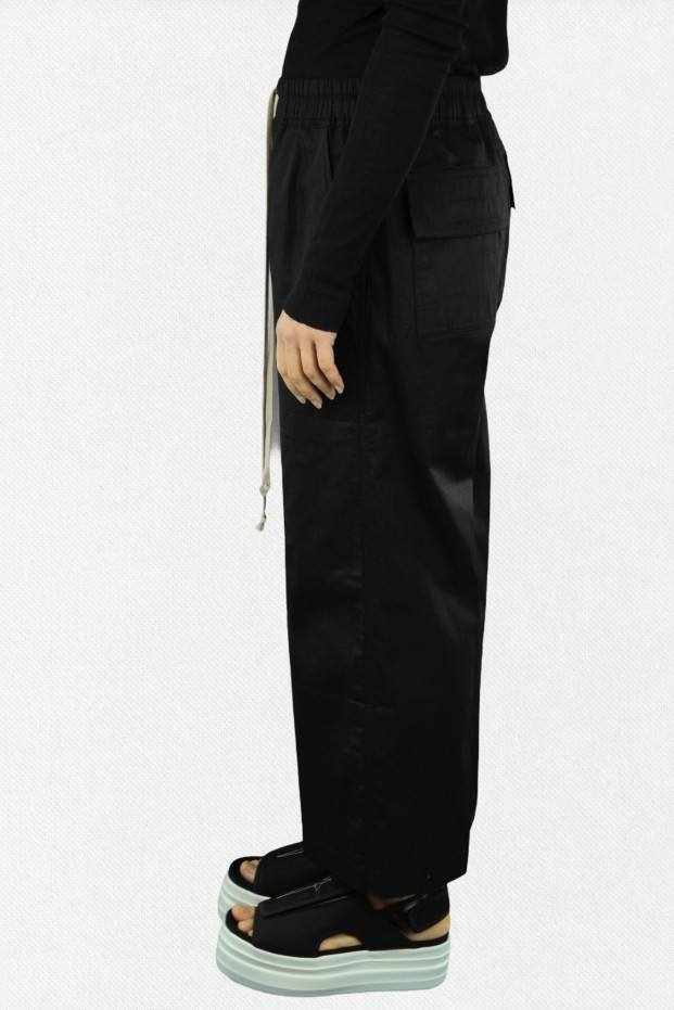 Draw Crop Trousers