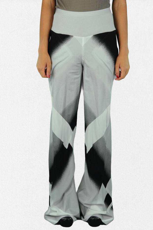 Bias Long Pants