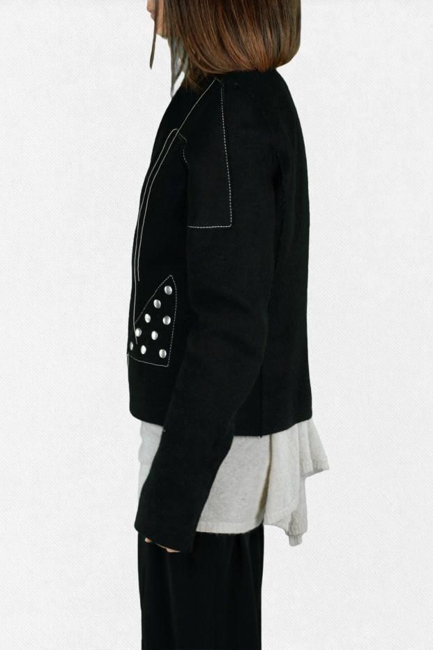 Snap Jacket