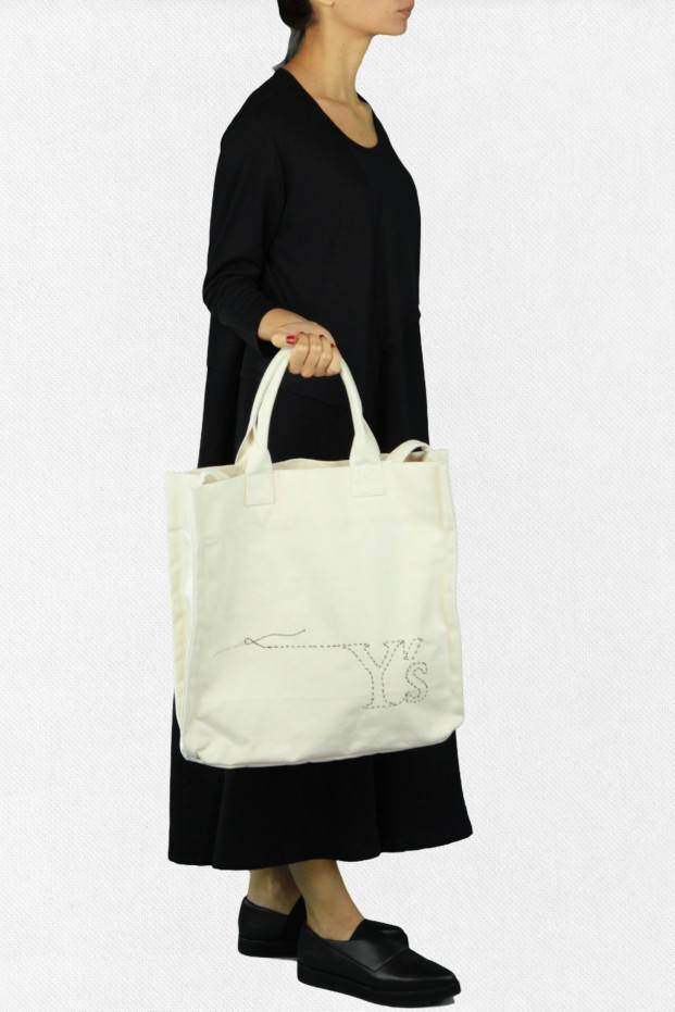 Y's Embroidery Bag