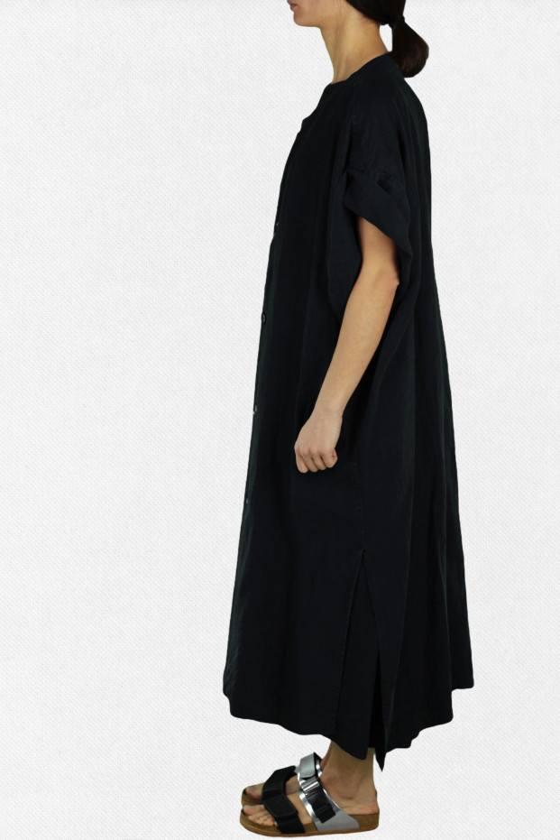 U-Folded Slv Dress