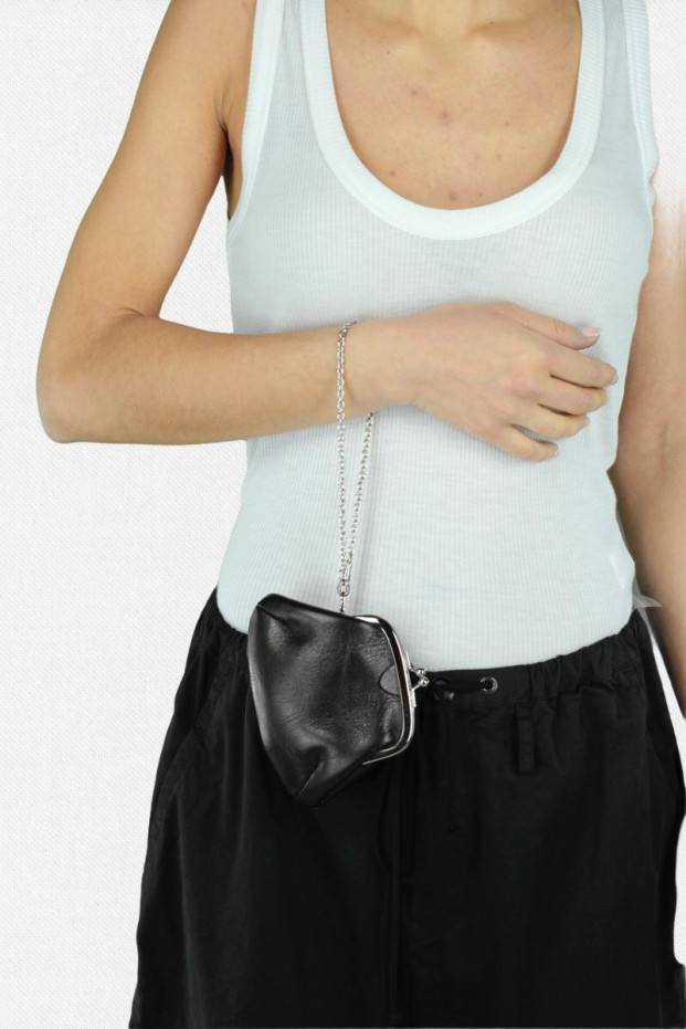 Y's Chain Purse Bag