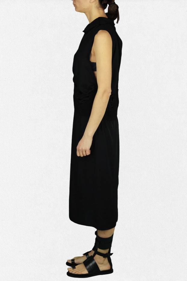 Ann Demeulemeester Infinity Dress