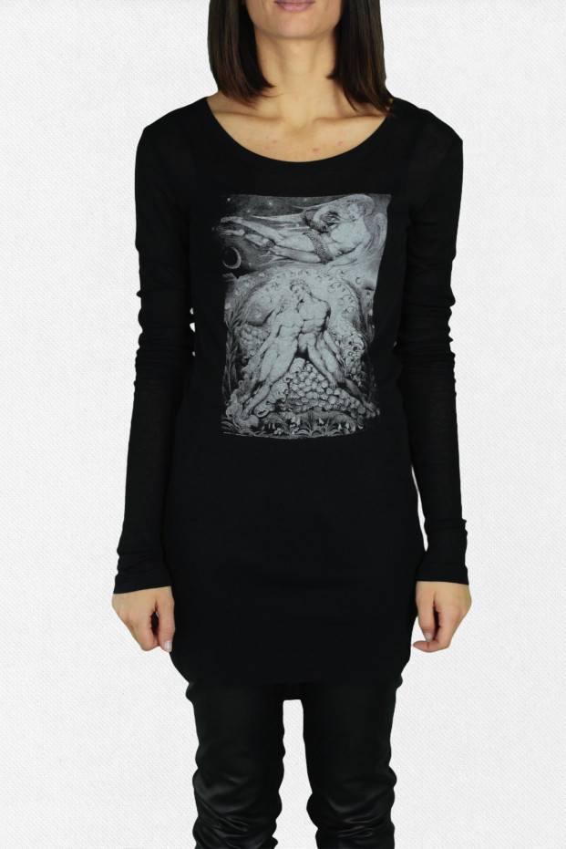Ann Demeulemeester Chic Print T-Shirt
