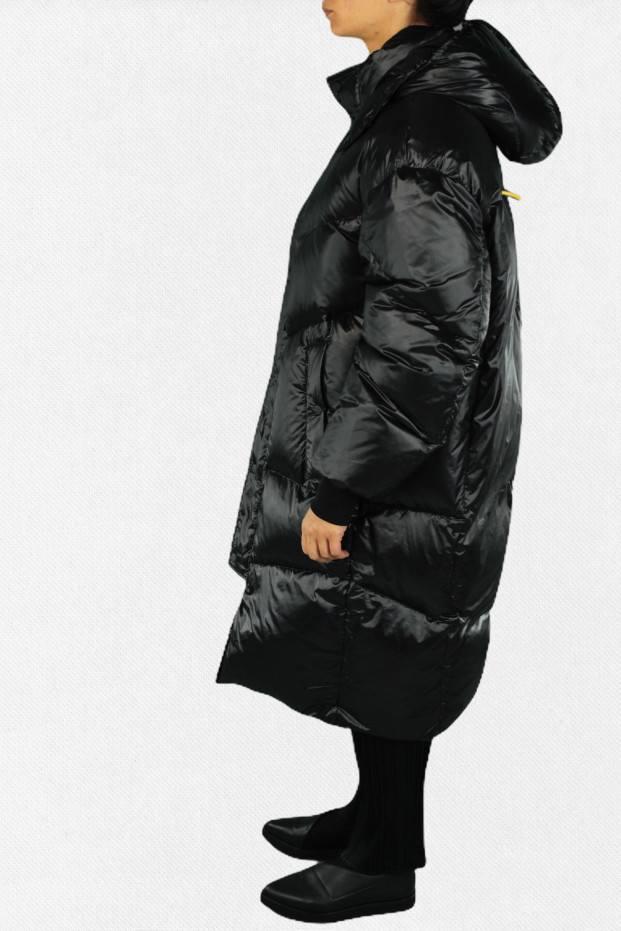 Oversize Zip Coat Ultrasoft