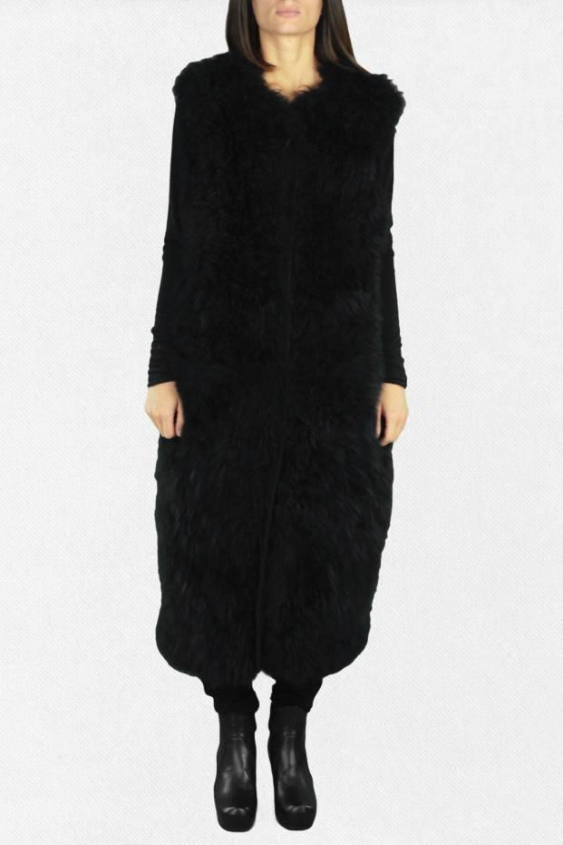 Shearling Waistcoat