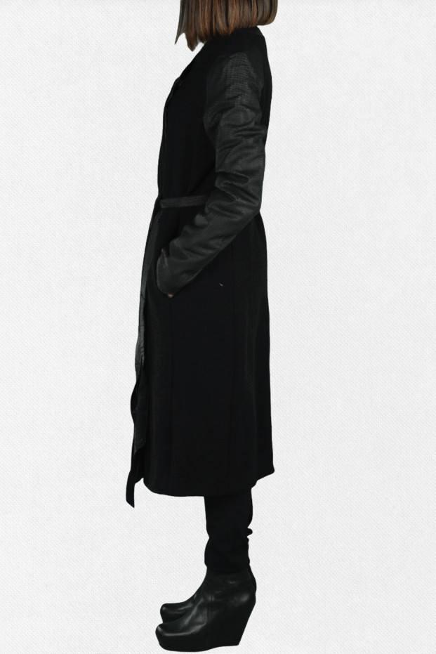 Long Dark Coat