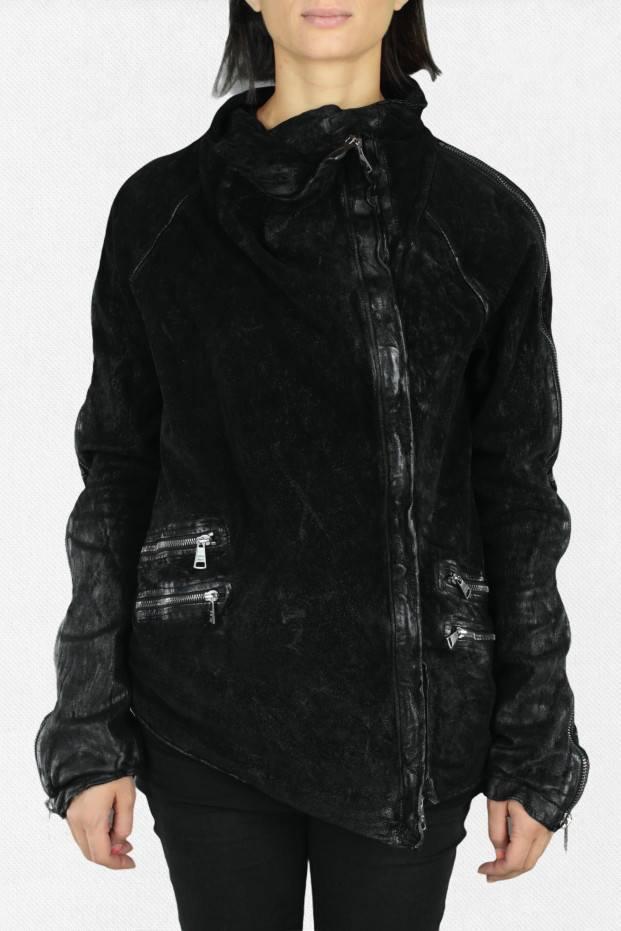 Giorgio Brato Hig Reverse Jacket Wax