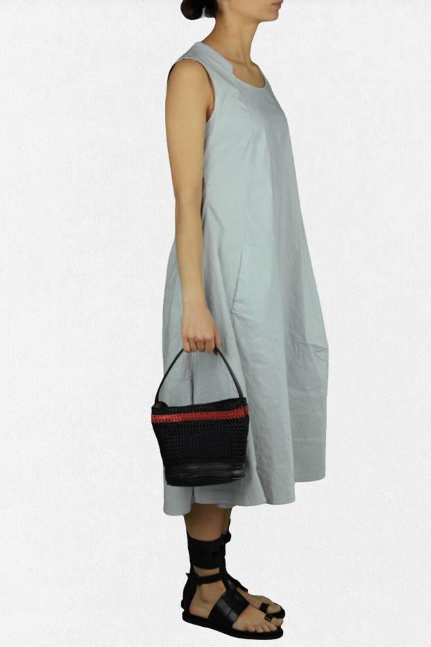 Majo Basket Stripes Bag