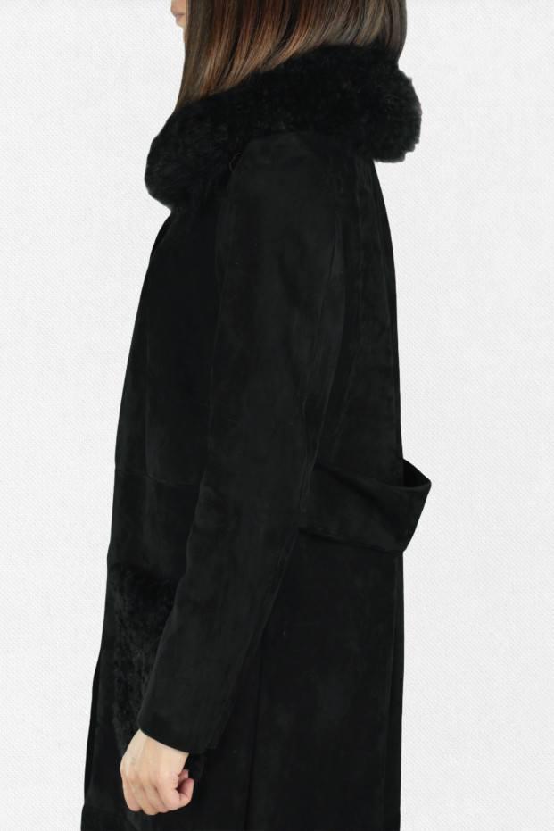 Leather Neck 100%Leather Black