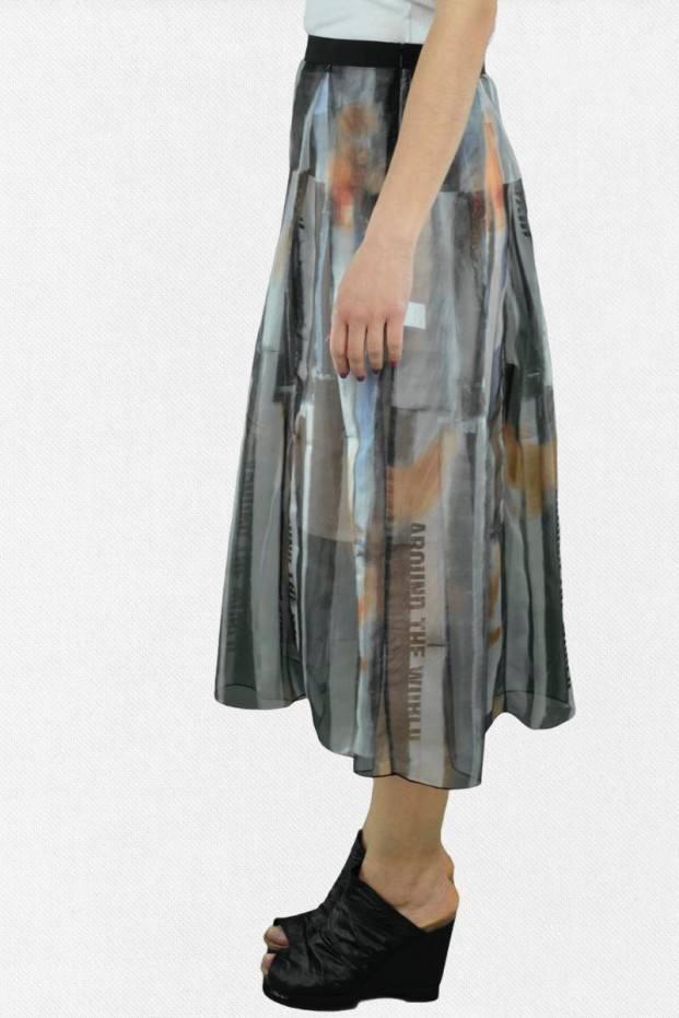 Fantasy Pleats Skirt