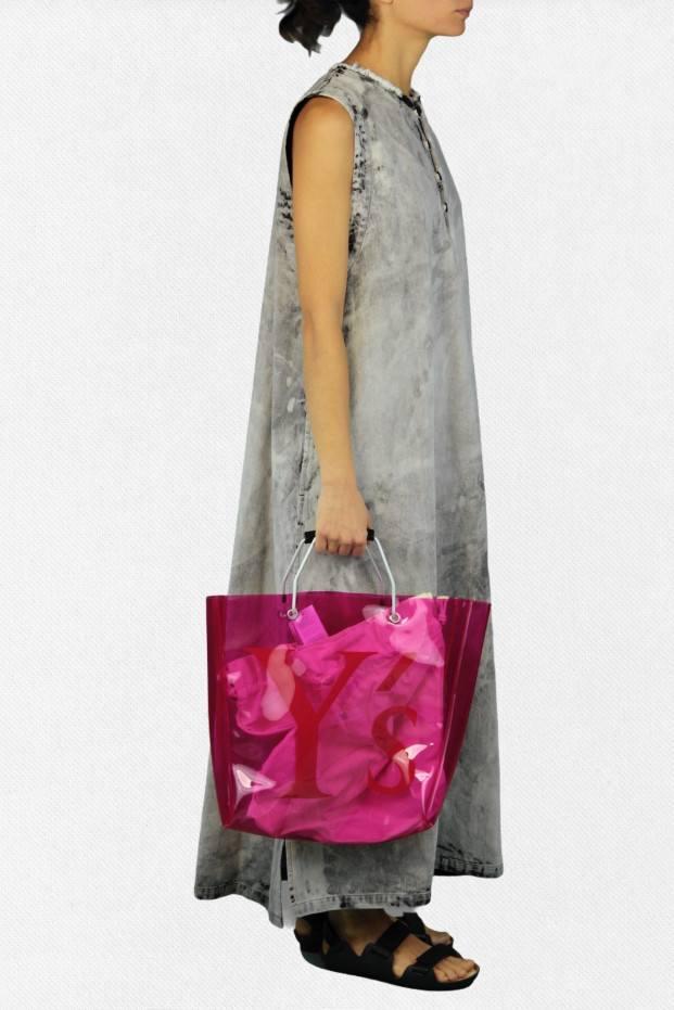 Pvc Bag Pink