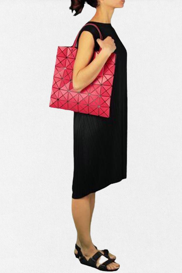 Bao Bao Issey Miyake Lucent Matte Tote Bag