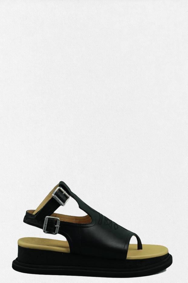 Vegetable Leather Sandal