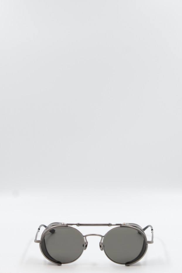 Antique Silver T Sunglasses