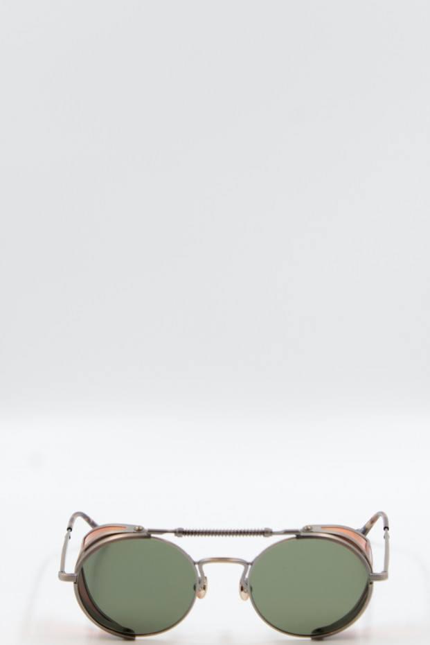 Antique Gold T Sunglasses