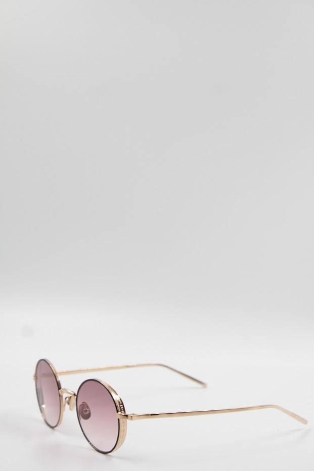 Matsuda Eyewear Rose Gold Sunglasses