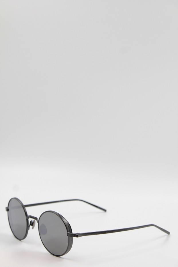 Round Matte Sunglasses