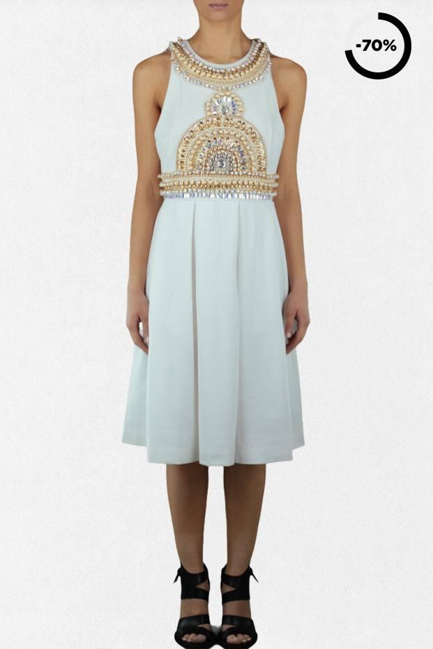 Dress Glass Organza