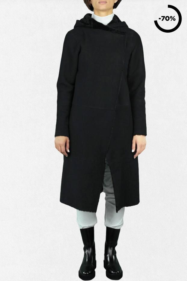 Giorgio Brato Long Shearling Coat
