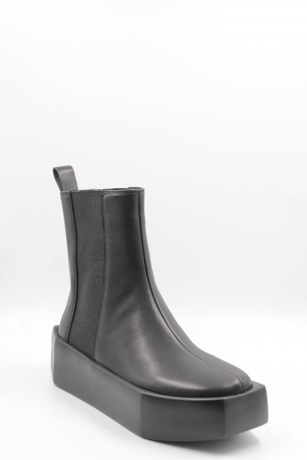 UNITED NUDE Stone Chelsea Boots