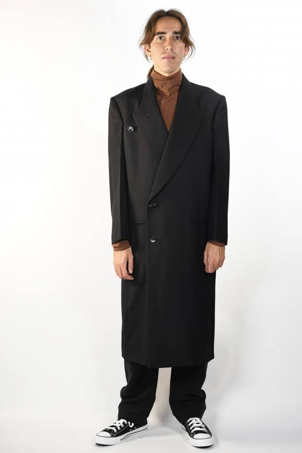 Y's Tailored Long Coat