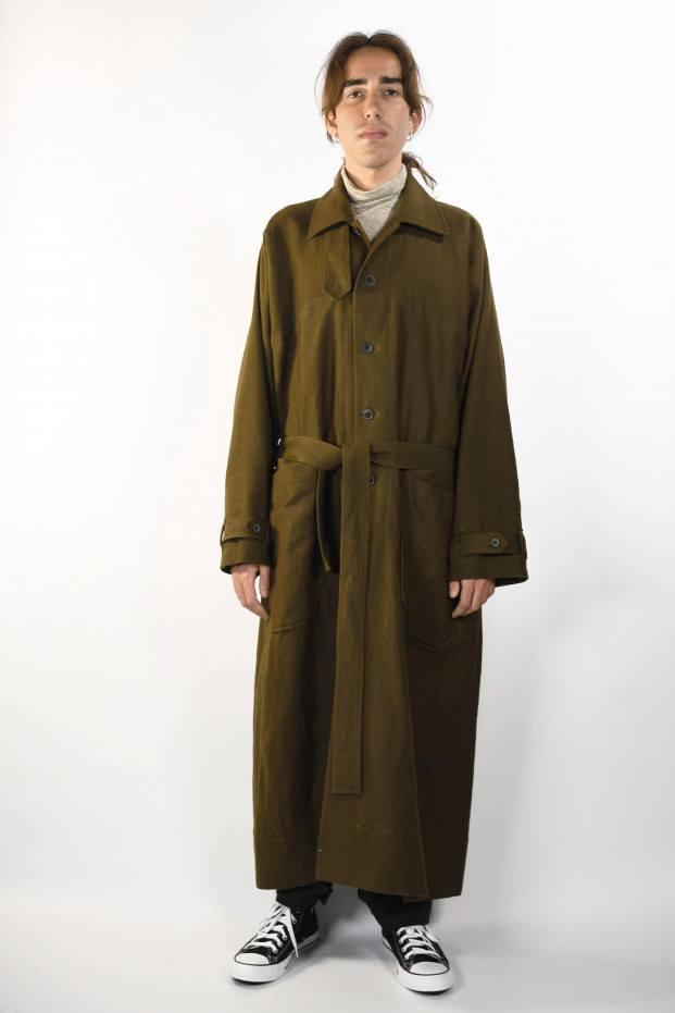 Jan-Jan Van Essche Long Over Coat