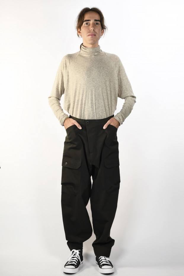 Jan-Jan Van Essche Cargo Pants Woven
