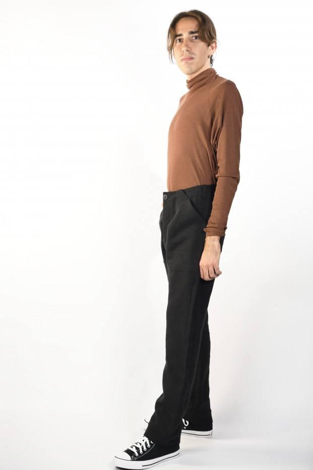 Jan-Jan Van Essche Regular Fit Trousers