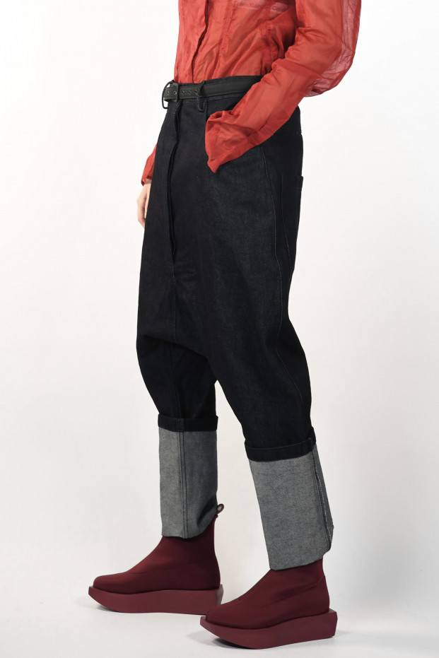 Studio Rundholz Down Jeans Trousers