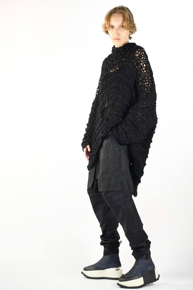 Studio Rundholz Net Big Pullover