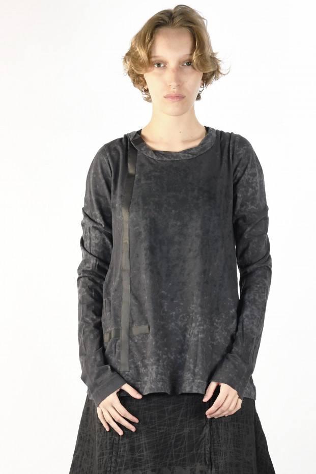Studio Rundholz Ls Print T-Shirt