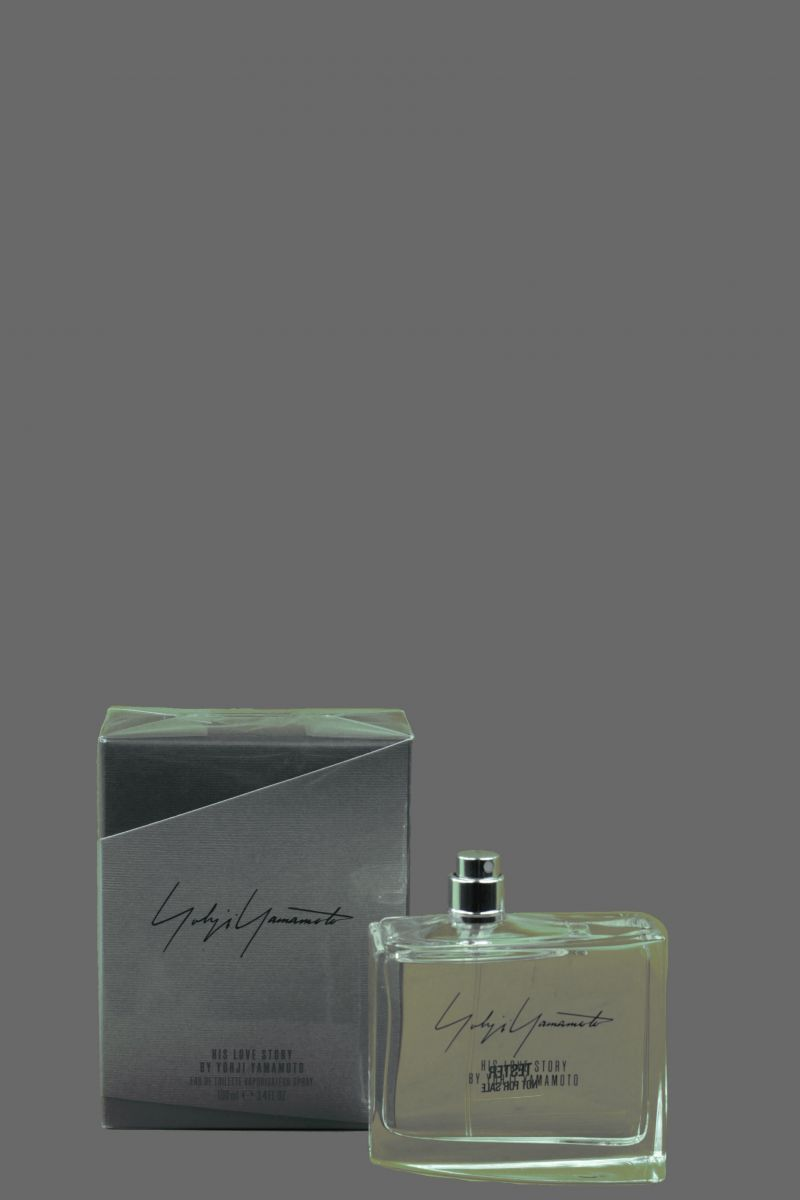 His Love Story 100ml EDT Spray Homme
