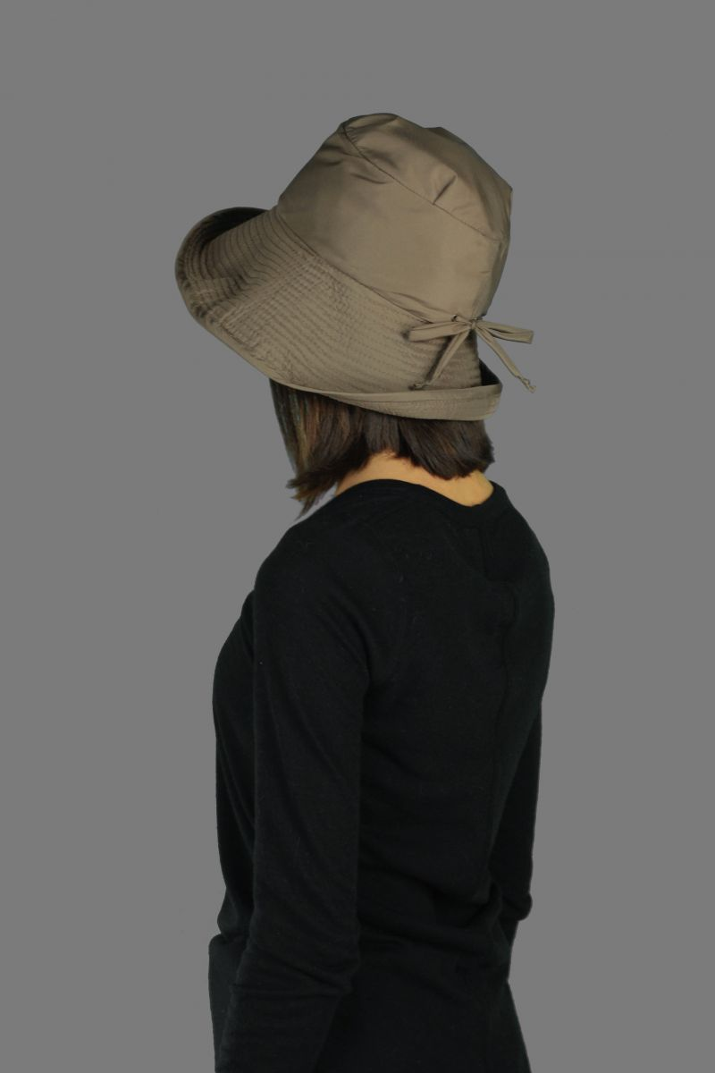 Laced Rain Hat