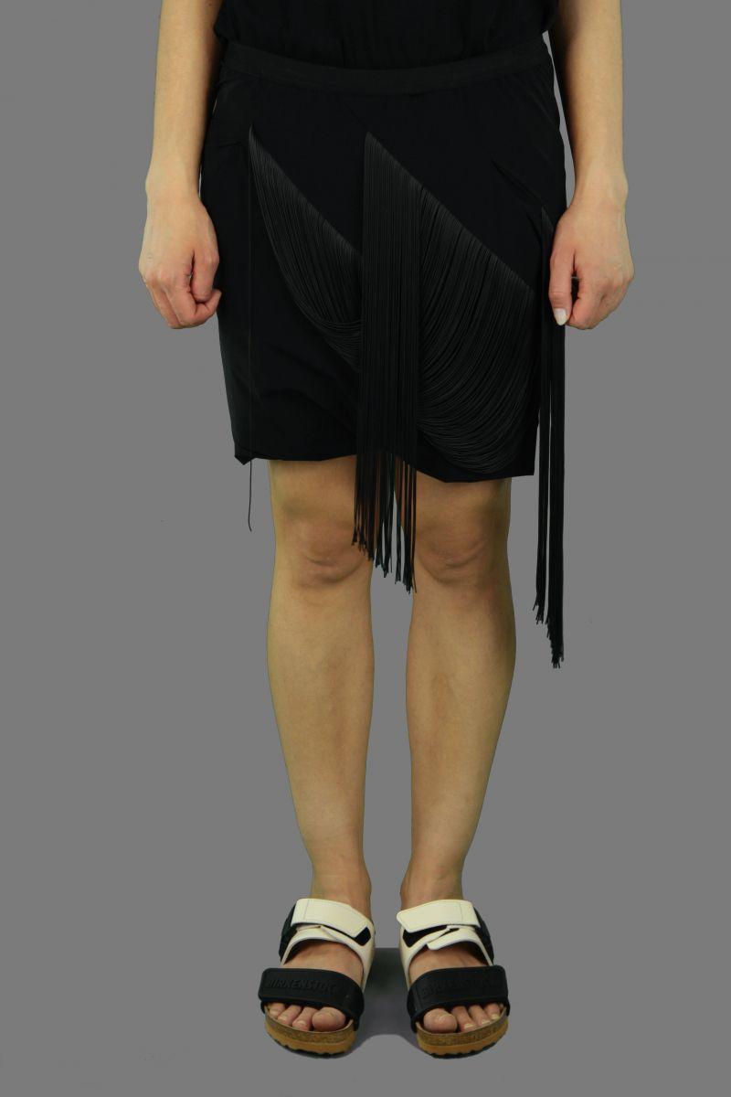 Easy Fringed Buds Shorts