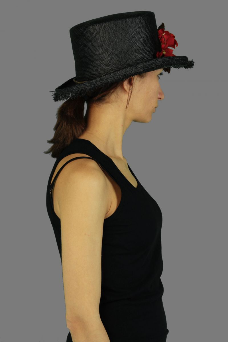 Humming Bird Straw Hat